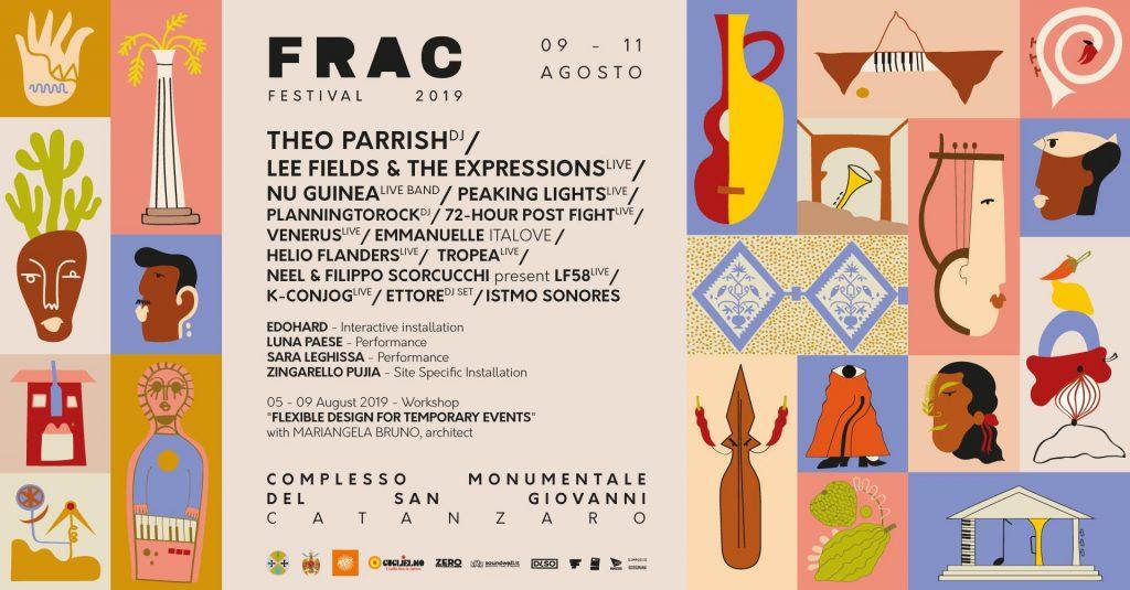 FRAC Festival - 5° edizione