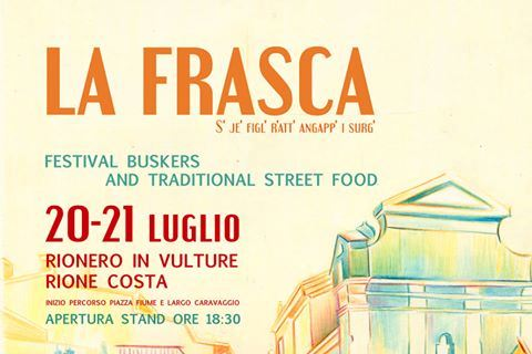 La Frasca - Buskers and Traditional Food
