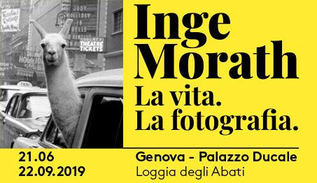 Inge Morath - La Vita. La Fotografia