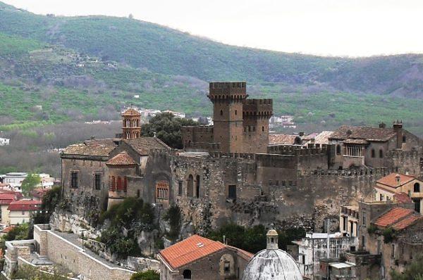 Re Artù al Castello Lancellotti