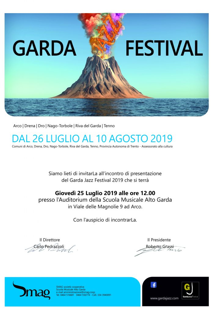 Garda Jazz Festival - 19° edizione