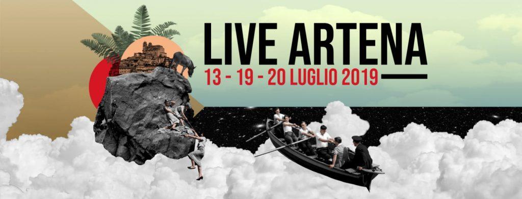 Live Artena 2019 - Festival delle Arti