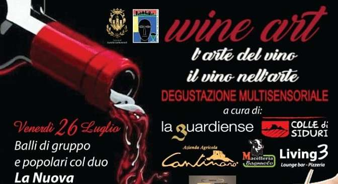 Wine Art - Guardia Sanframondi