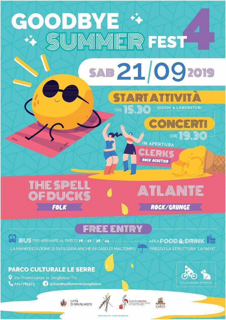 Goodbye Summer Fest - 4° edizione