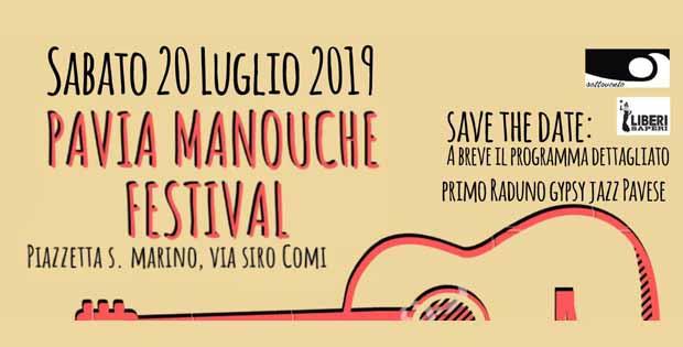 Pavia Manouche Festival 2019