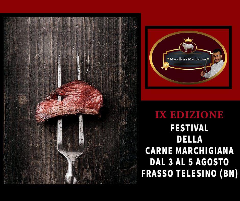 Festival della Carne Marchigiana IGP - 9° edizione