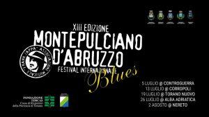 Montepulciano d'Abruzzo Blues - 13° edizione