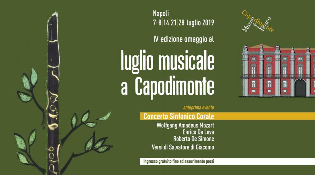 Luglio Musicale a Capodimonte - 4° edizione