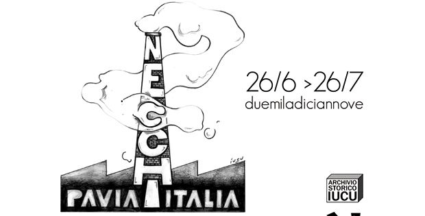 Necchi Pavia Italia
