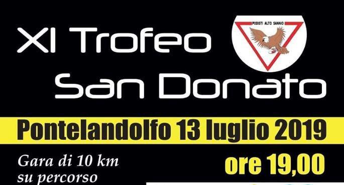 Trofeo di San Donato - 11° edizione