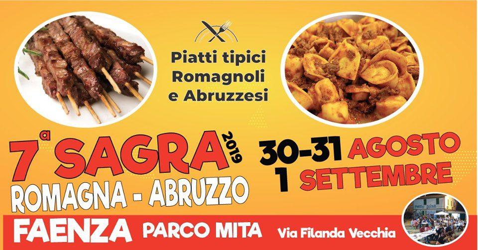 Sagra della Romagna e dell'Abruzzo - 7° edizione