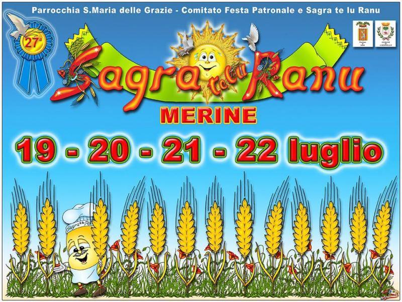 Sagra Te Lu Ranu - 27° edizione