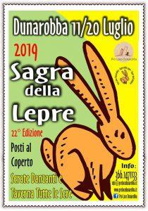 Sagra della Lepre - 22° edizione