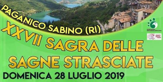 Sagra delle Sagne Strasciate - 29° edizione