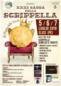 Sagra della Scrippella - 31° edizione