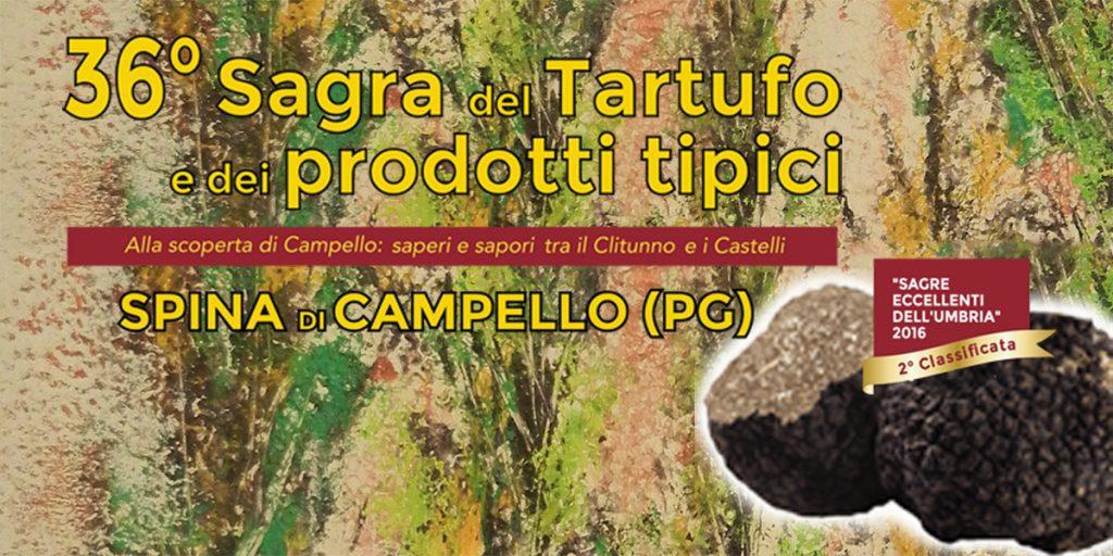 Sagra del Tartufo e dei Prodotti Tipici - 36° edizione