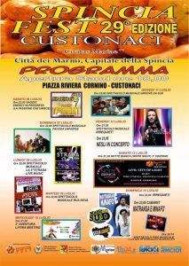 Spincia Fest - 29° edizione