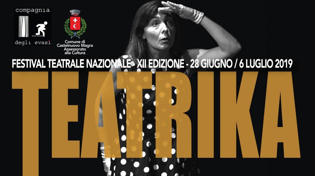 TEATRIKA. Festival Teatrale Nazionale - 12° edizione