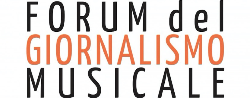 Forum del Giornalismo Musicale - 4° edizione