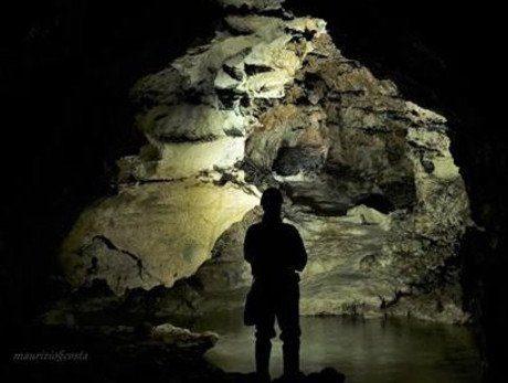 Visita alla Grotta del Calgeron