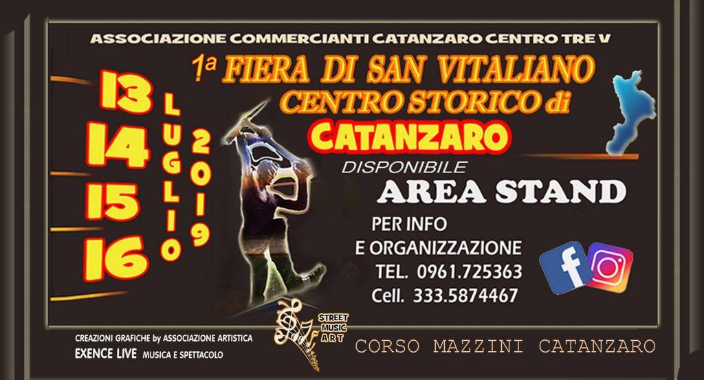 Fiera di San Vitaliano 2019