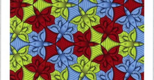 Le Simmetrie da Escher ai Contemporanei