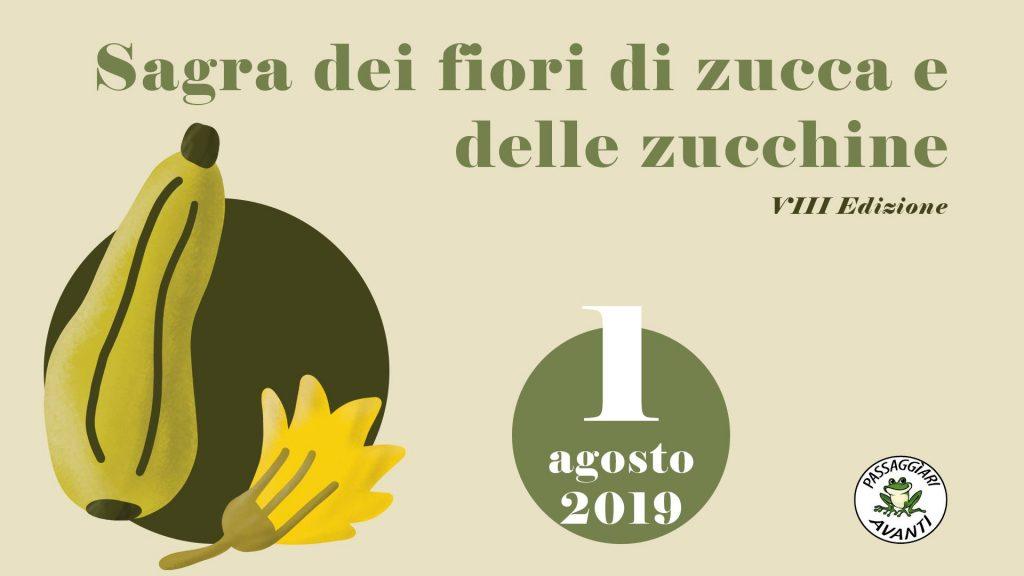 Sagra dei Fiori di Zucca e delle Zucchine - 8° edizione