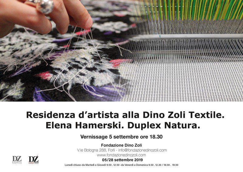 Elena Hamerski - Duplex Natura