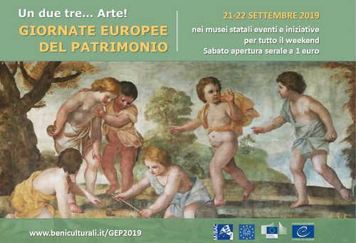 GEP - Giornate Europee del Patrimonio