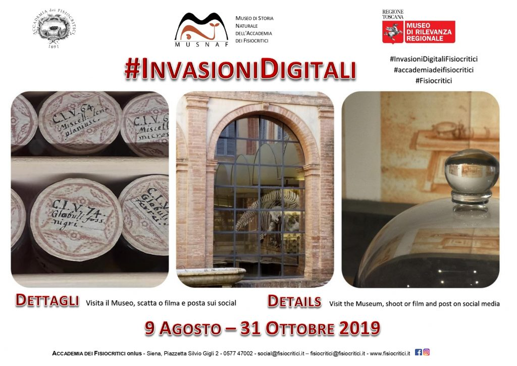 Invasioni Digitali - Fisiocritici