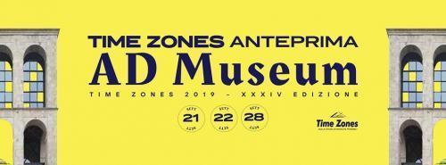 TIME ZONES - 34° edizione