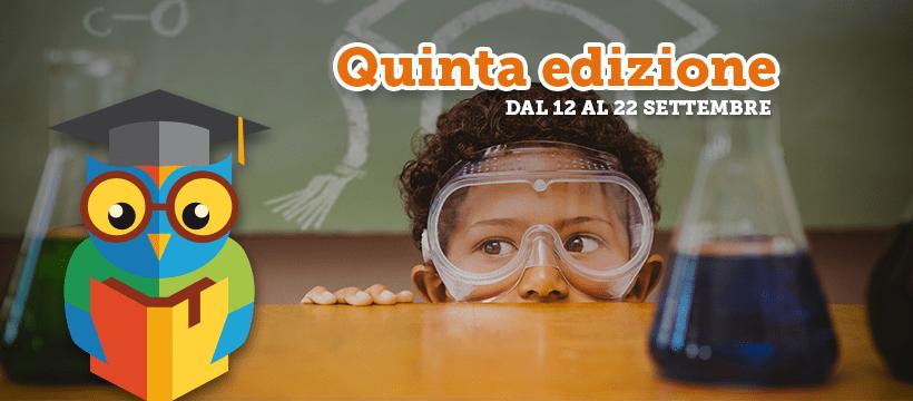 Kidsuniversity - 5° edizione