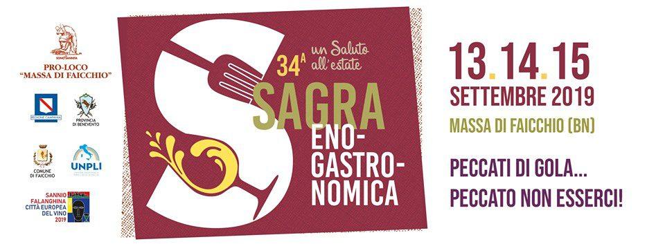 Sagra Enogastronomica - 34° edizione