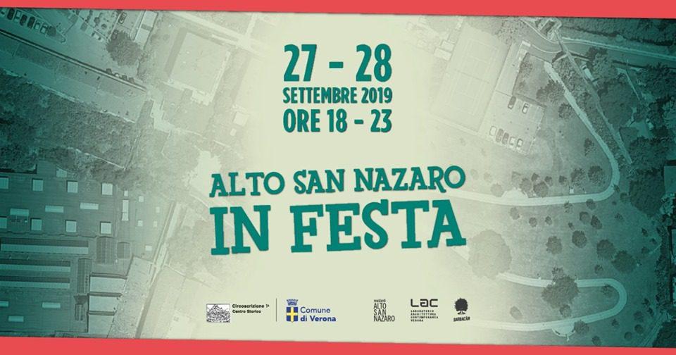 Festa di Alto San Nazaro 2019