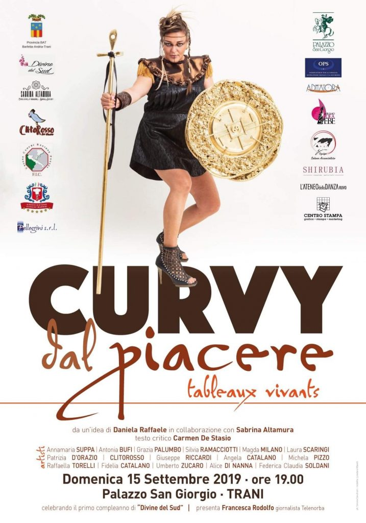 Curvy dal Piacere, Tableaux Vivants