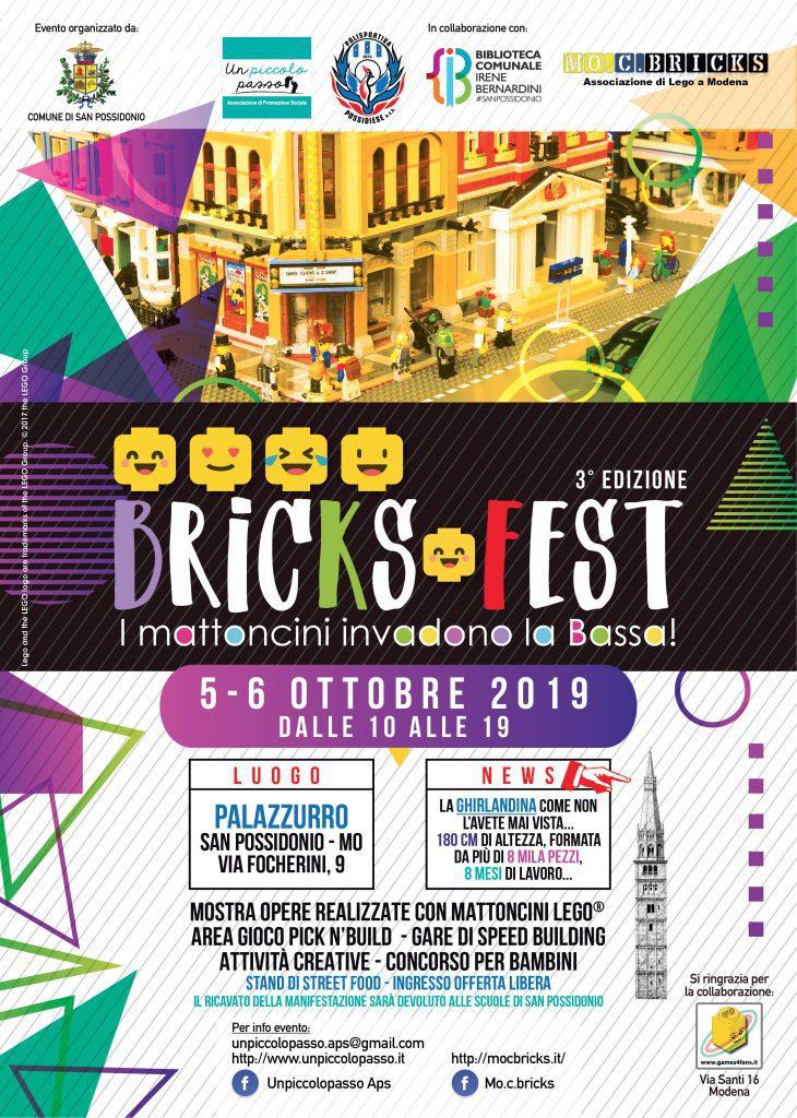 BRICKSFEST - 3° edizione