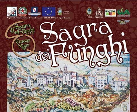 Sagra dei Funghi - 41° edizione