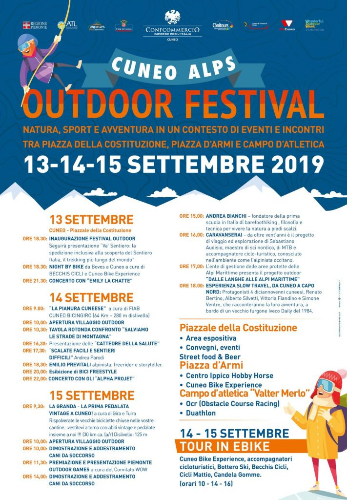 CUNEO ALPS OUTDOOR FESTIVAL