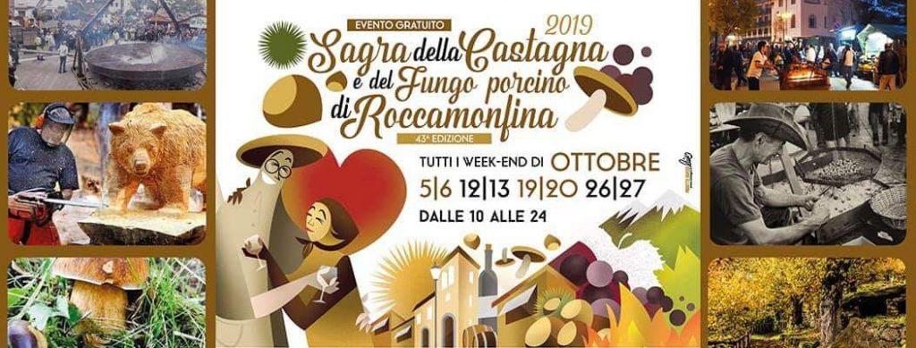 Sagra della Castagna e del Fungo Porcino - 43° edizione