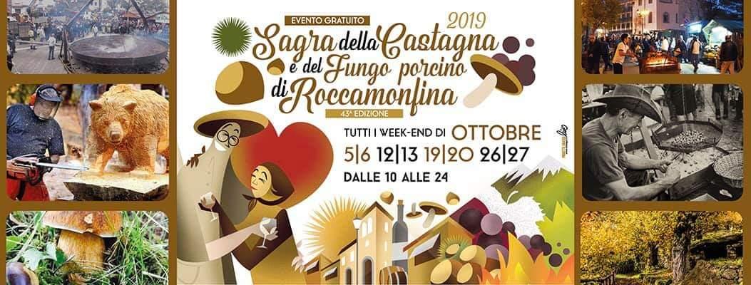 Sagra della Castagna Vitulanese - 27° edizione