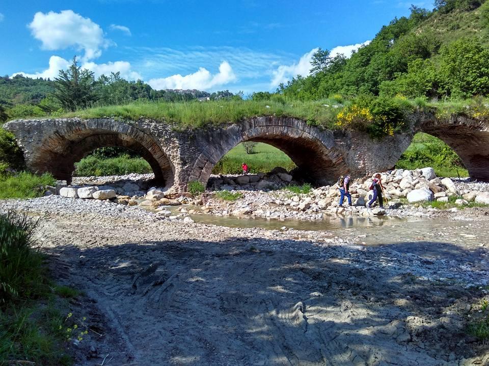 Escursione al Ponte delle Chianche 2019