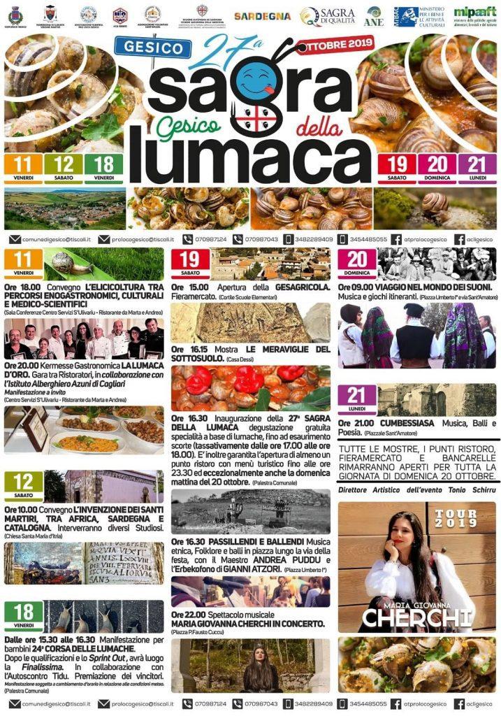 Sagra della Lumaca - 27° edizione