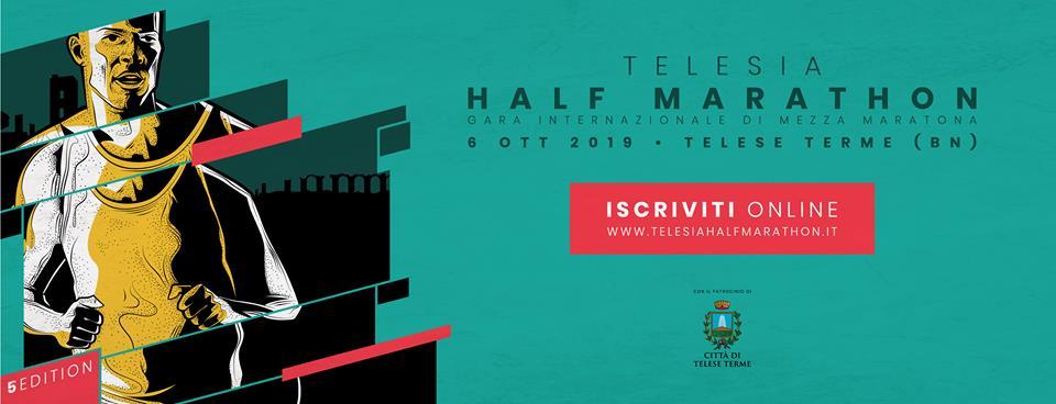 Telesia Half Marathon - 5° edizione