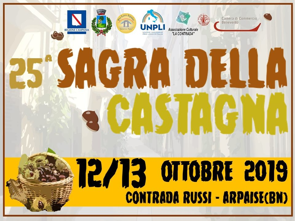 Sagra della Castagna - 25° edizione