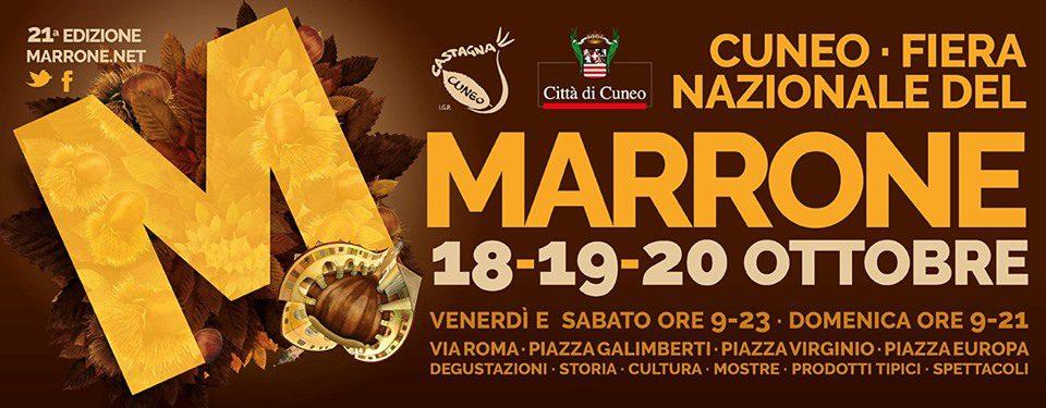 Fiera Nazionale del Marrone - 21° edizione