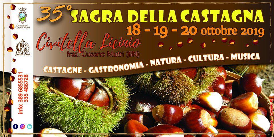 Sagra della Castagna - 35° edizione