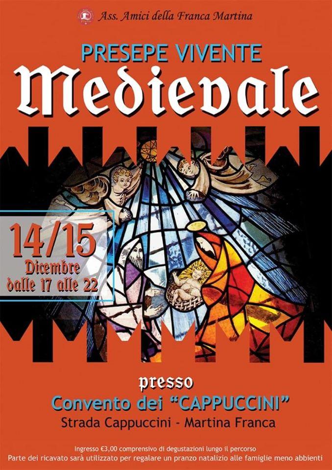 Presepe Vivente Medievale - 4° edizione
