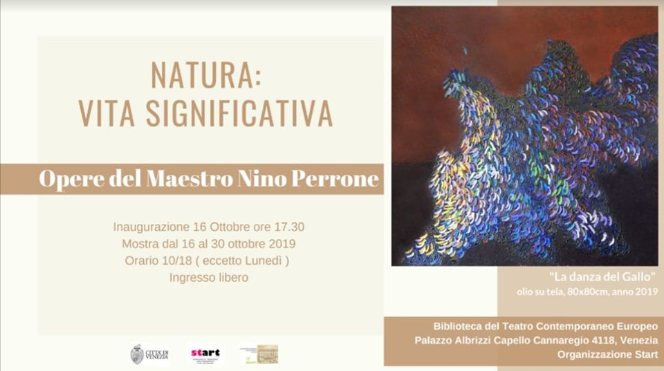 Natura, Vita Significativa - Nino Perrone