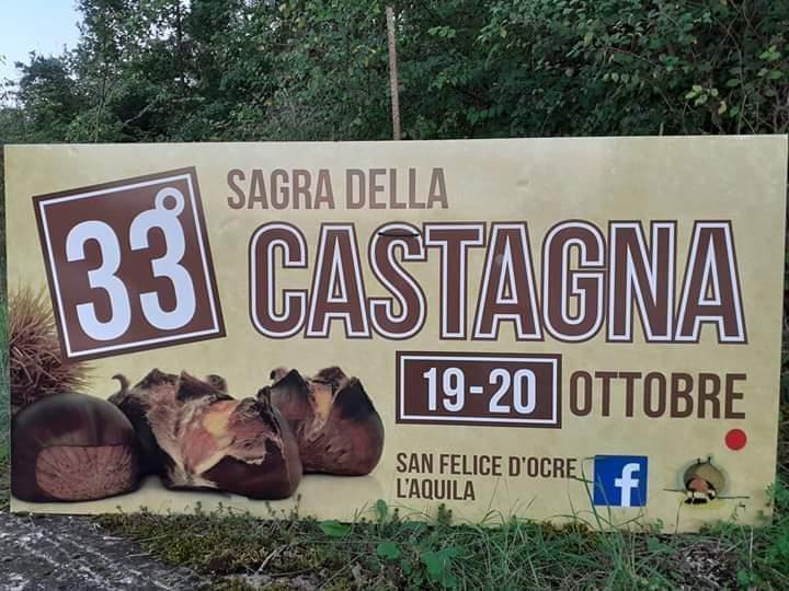 Sagra della Castagna - 33° edizione