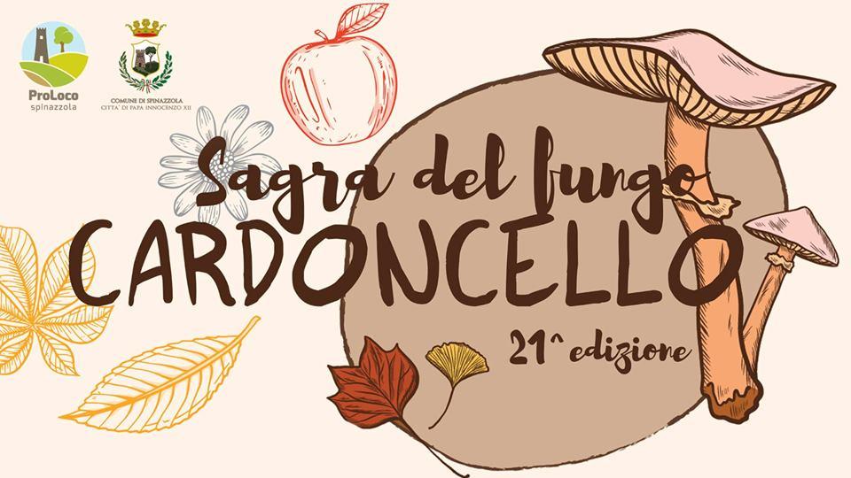 Sagra del Fungo Cardoncello - 21° edizione
